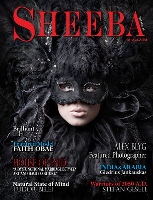 Sheeba Magazine 2015 May
