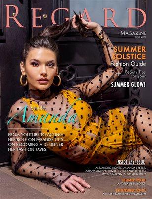 Regard Magazine Summer 2021  No. 58