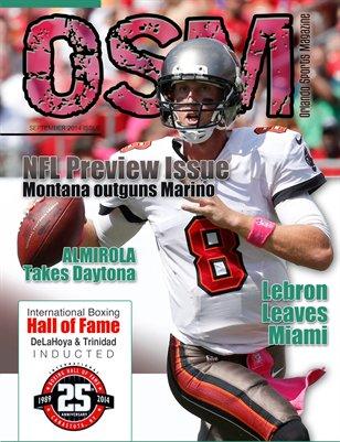 Orlando Sports Mag 09/14