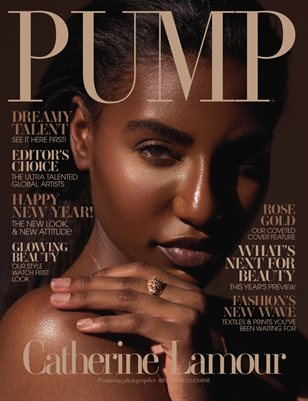 PUMP Magazine Fashion and Beauty Revamp Issue Vol 1
