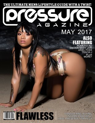 PRESSURE - May 2017 #30 (Flawless)