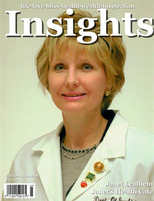 Insights featuring Janet Leathem