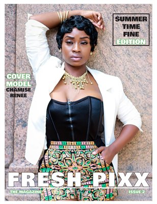 Fresh Pixx The Magazine Issue #2
