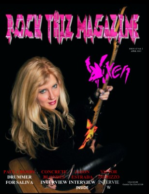 Rock Thiz Magazine issue #2 Vol.2 April 2012