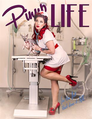 Issue 24: Pinups and Pets 2019