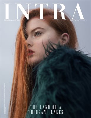 Issue 65 | December | Cover 2- Dorota Grzegorczyk