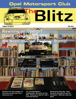 The Blitz, July 2014