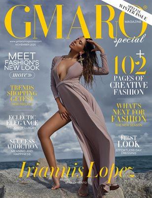 GMARO Magazine November 2020 Issue #46