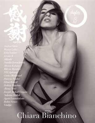 KANSHA Magazine Chapter 13 - ft. Chiara Bianchino