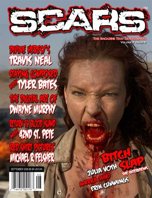 SCARS Magazine: Bitch Slap