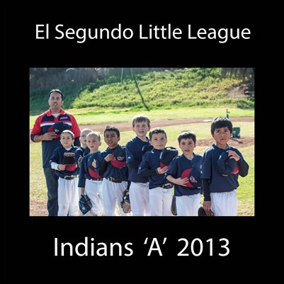 ESLL 'A' Indians 2013