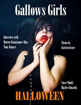 Gallows Girls Issue 3 Halloween