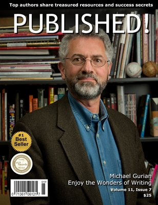 PUBLISHED! Excerpt featuring Michael Gurian