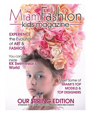 Miami Fashion Kids Magazine