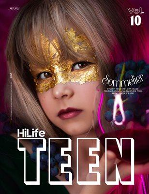 Teen HiLife Magazine Vol-10