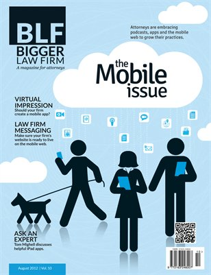 The Mobile Issue - August 2012