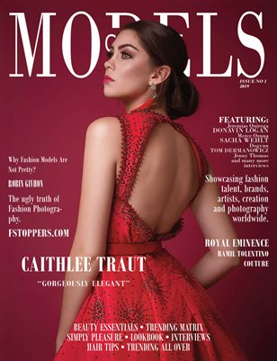 Models Culture Magazine - Issue 1