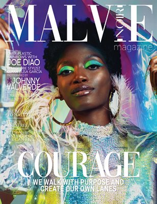 MALVIE Magazine NOIR Spécial Édition Vol. 34 April 2021
