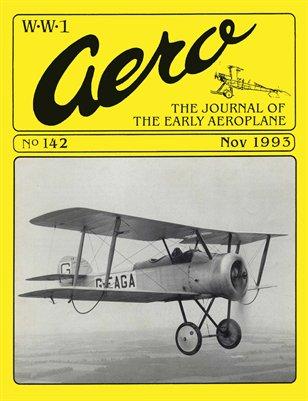 WW1 Aero #142 - November 1993