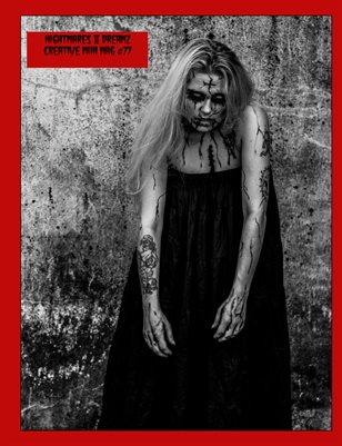 Nightmares & Dreamz Creative Mini Mag #77