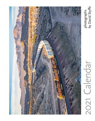2021 Railroad Calendar