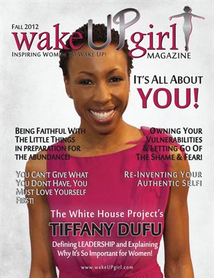 wakeUPgirl Magazine - Fall 2012