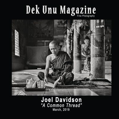 Dek Unu Magazine - Joel Davidson