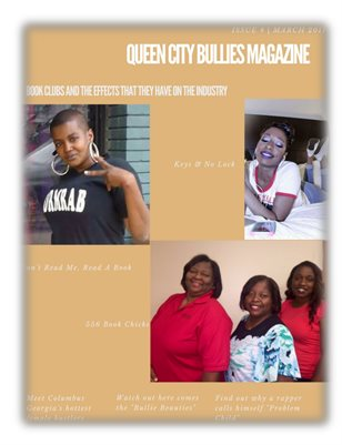 Queen City Bullies Magazine Issue 4