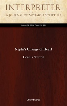 Nephi's Change of Heart