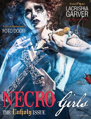 Necro Girls Magazine Issue #2 (April 2013)