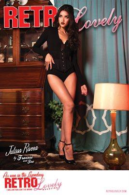 Cover Poster - Julissa Rivera