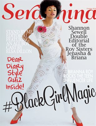 Seraphina - Issue 06 -October