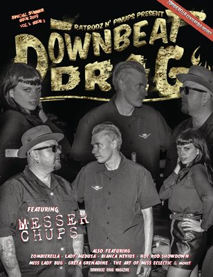 Downbeat Drag Vol.1, Issue 3