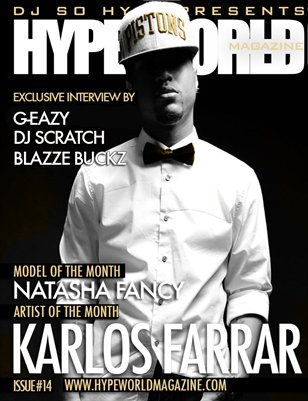 HYPE WORLD MAGAZINE ISSUE #14