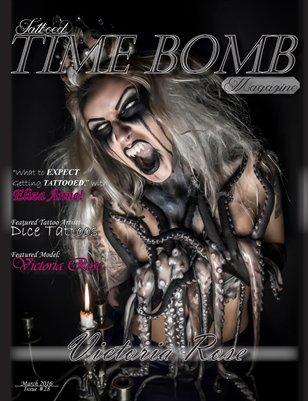 Tattooed Time Bomb Magazine, Issue #28