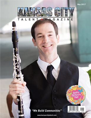 Kansas City Talent Magazine May 2017 Edition