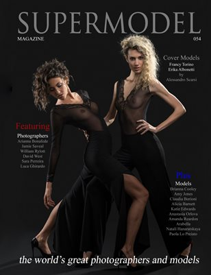 Supermodel Magazine Issue 054