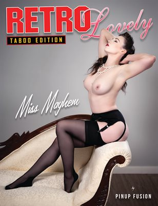Taboo Edition No. 25 - Adults Only – Miss Mayhem