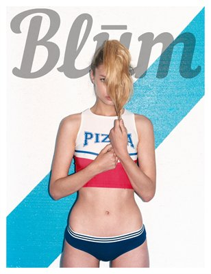 Blūm Magazine - Volume 1 Issue 3 (cover 2)