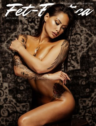 Fet-Erotica Issue 40 Erotica & Fine Art Collection