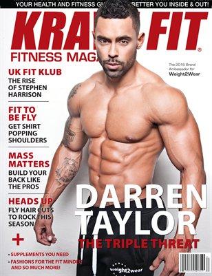 Darren Taylor: The Triple Threat