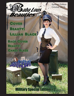 Baba Lous Beauties- Military Special Edition #2: October 2015