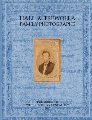 HALL-TREWOLLA FAMILY PHOTOGRAPHS