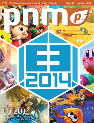 Pure Nintendo Magazine (PNM) Issue 17