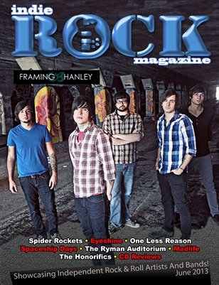 Indie Rock Magazine June 2013