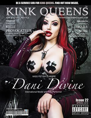KINK QUEENS MAGAZINE | ISSUE 22 A | SPRING 2019