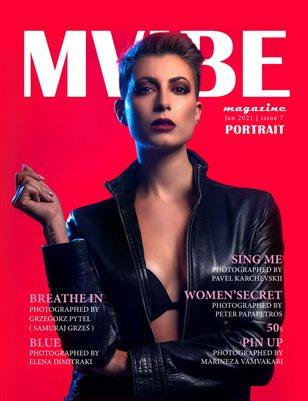 MVIBEmagazine Jan 2021 issue 7 Portrait
