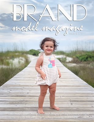 Brand Model Magazine  Issue # 223