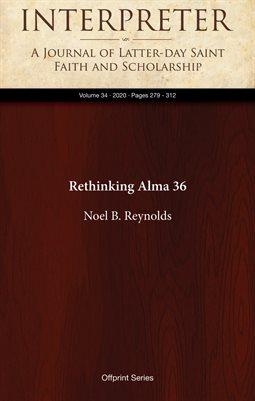 Rethinking Alma 36