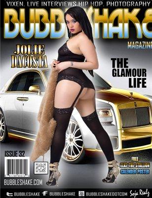 Bubble Shake Magazine Issue 32 (Jolie Dacosta)